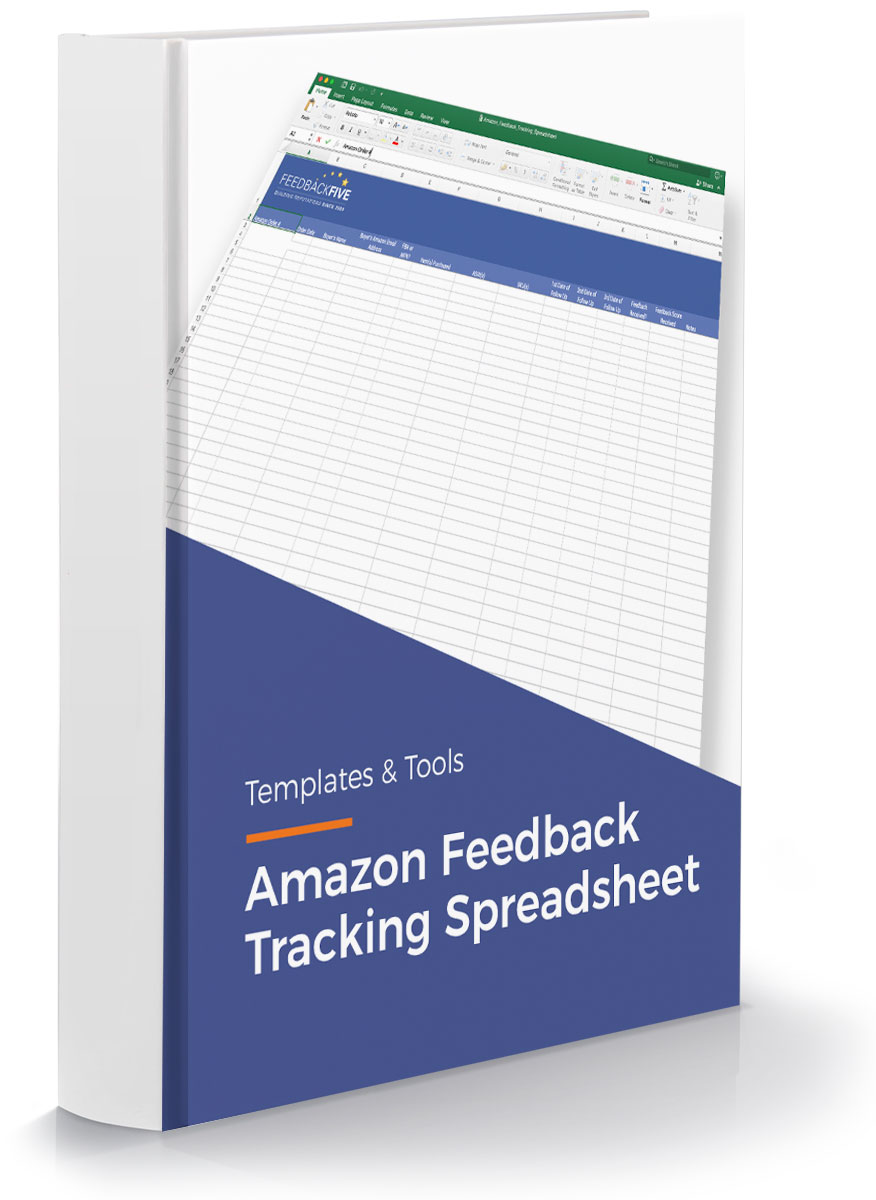Amazon-Feedback-Tracking-Spreadsheet