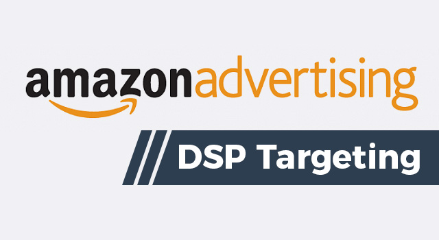 amazon-dsp-targeting