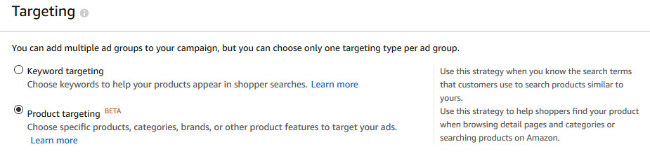 choose-targeting
