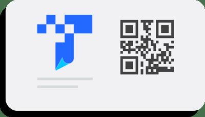 Amazon Transparency program logo and barcode illustration
