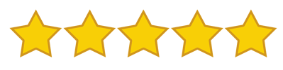 Illustration of five stars