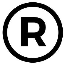 Registered trademark logo