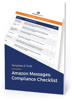 Amazon Messages Compliance Checklist