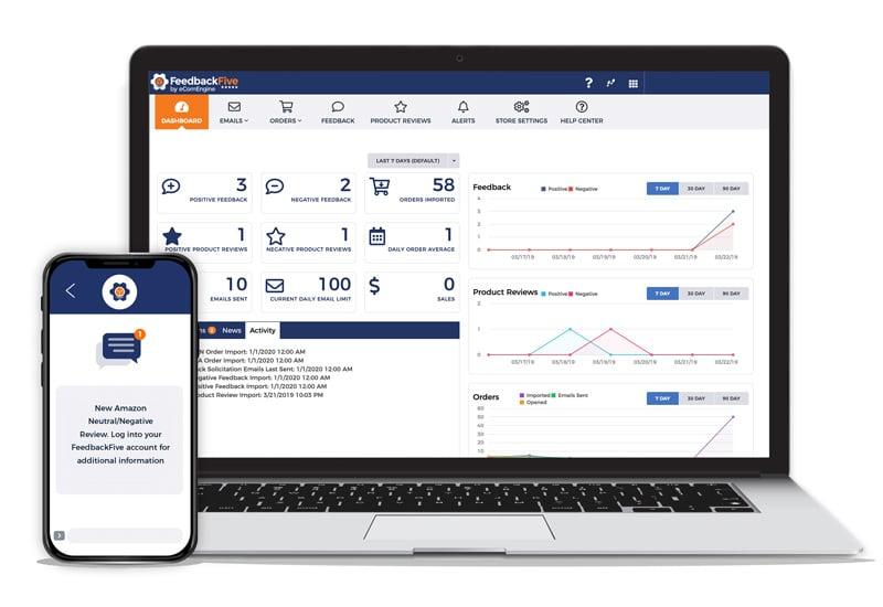feedbackfive-dashboard-alerts