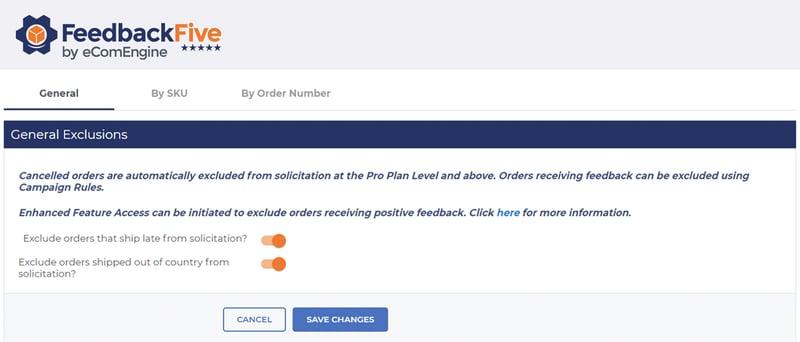 feedbackfive-auto-exclusion-screenshot