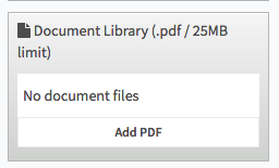 FeedbackFive document library