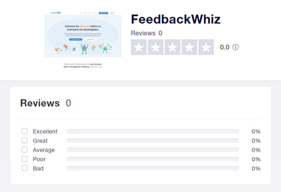 FeedbackWhiz Reviews on Trustpilot