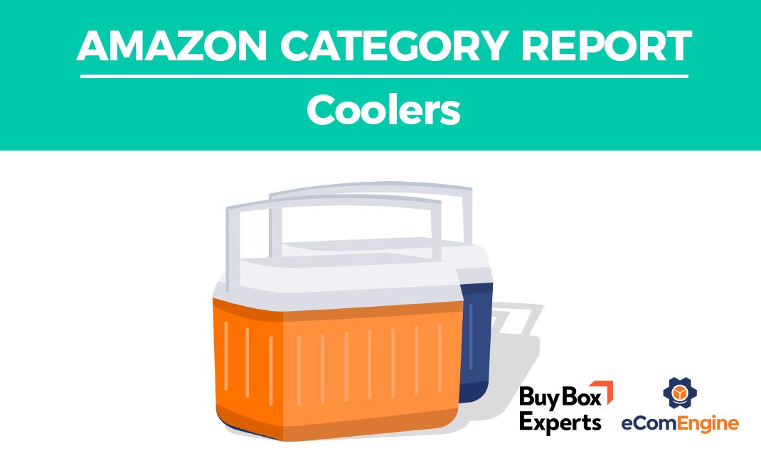 Amazon category report for coolers