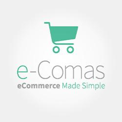 e-Comas Logo