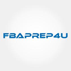 FBA Prep 4 U Logo