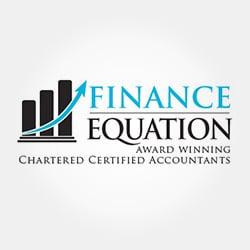 Finance Equation Logo