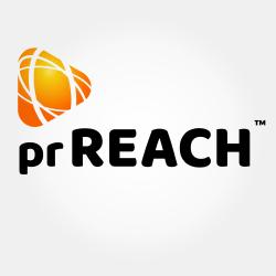 prReach logo